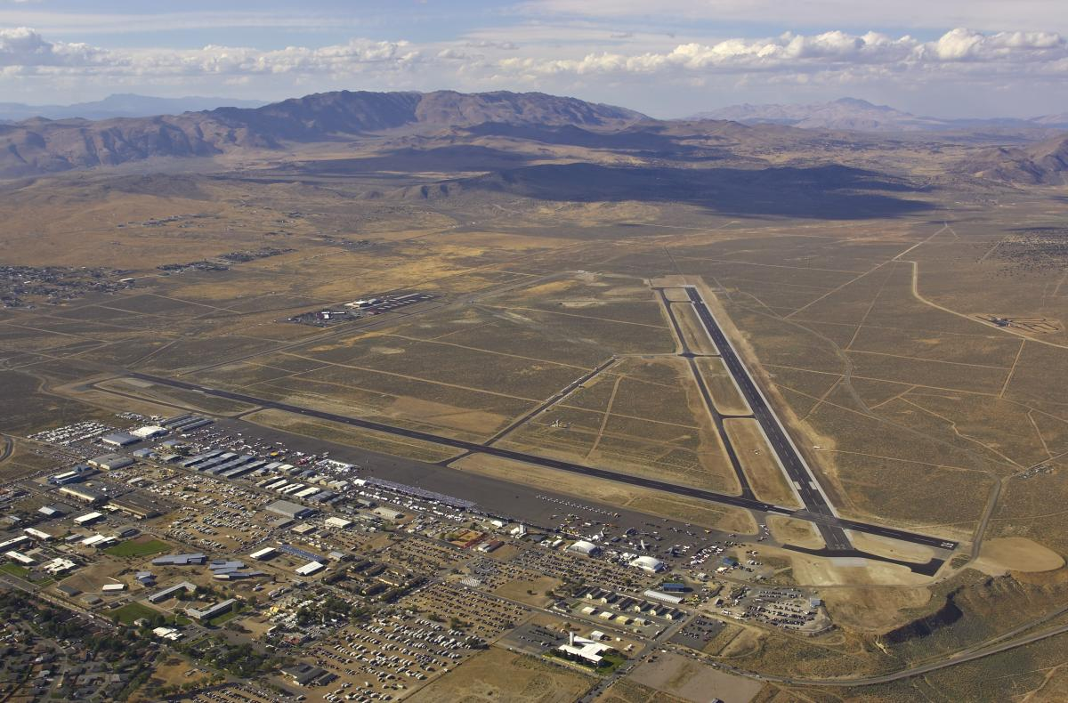 Test Site Advantages Reno Tahoe International Airport