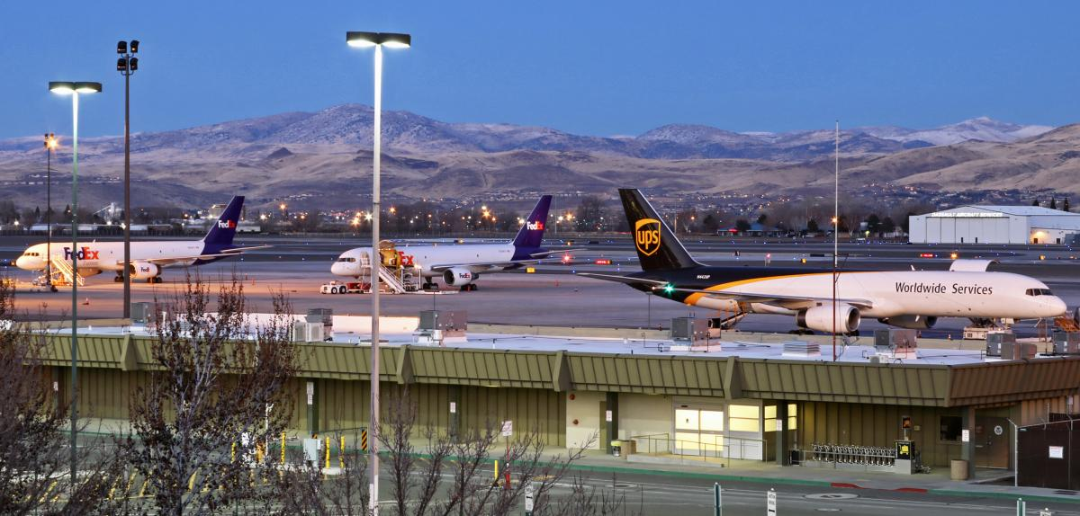 Supporting the Community  RenoTahoe International Airport